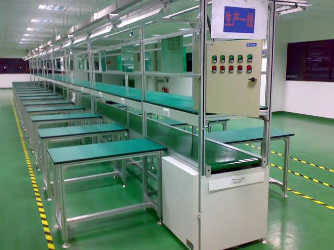 上海工作台安裝案例展示