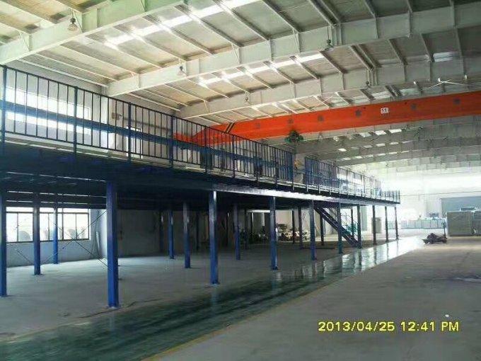 上海鋼平台案例展示